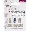 Swarovski Nail Art Crystals SS12 Crystal 62pcs